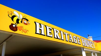 Heritage Honey